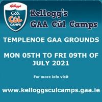 Kelloggs Cúl Camp