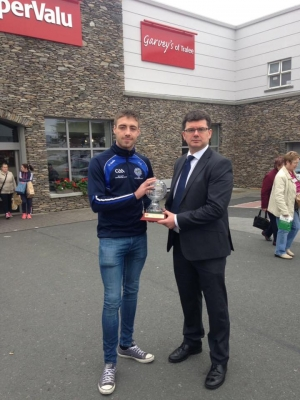 Terrace Talk Player of the Senior Football Championship 2016_1