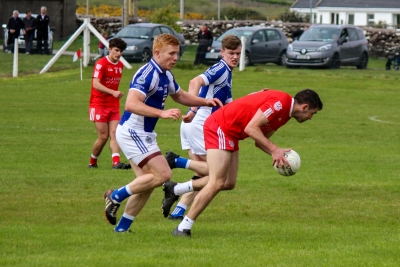 County Intermediate Football Championship, Waterville V Templenoe, 17th April 2017_3