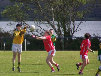Kerry V Cork, Munster Minor Ladies_3